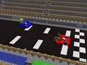 Popular Mario game is faithfully recreated in Minecraft by a gaming enthusiast.