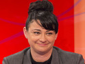"Natalie J Robb is pleased to be part of a ""shining time"" for the show."