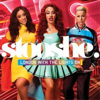 Stooshe 'London With The Lights On' album artwork