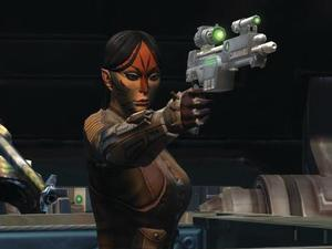 The Cathar from Star Wars: The Old Republic