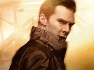 Benedict Cumberbatch as John Harrison in &#39;Star Trek Into Darkness&#39;
