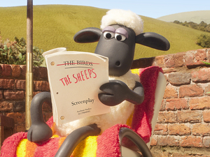 'Wallace & Gromit' character Shaun the Sheep
