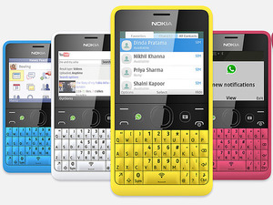 Nokia's Asha 210 feature phone