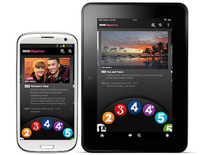 BBC Radio iPlayer app on mobile and tablet devices