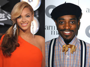 Beyonce and Andre 3000