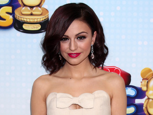 Cher Lloyd attends the Radio Disney Music Awards 2013 at the Nokia Theater
