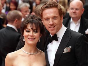 The Olivier Awards 2013: Helen McCrory and Damian Lewis