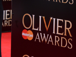 The Olivier Awards 2013 red carpet: Suranne Jones