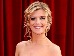Jane Danson at the British Soap Awards 2011.