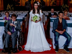 Hollyoaks wedding promo.