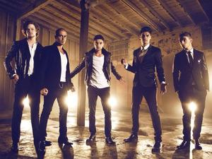 The Wanted promo image 2013.