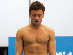 Tom Daley, Men&#39;s 10m Platform during the FINA Diving World Series at the Royal Commonwealth