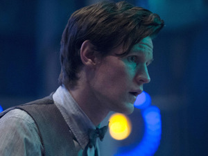 The Doctor (Matt Smith) in Doctor Who S07E05: &#39;Journey to the Centre of the TARDIS&#39;