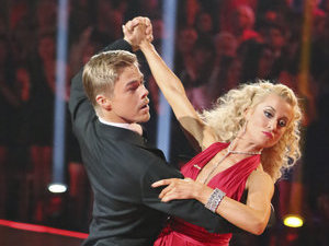 Dancing with the Stars - week 6: Kellie Pickler & Derek Hough