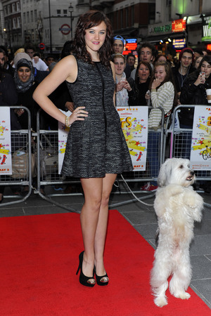 Ashleigh and Pudsey , All Stars premiere