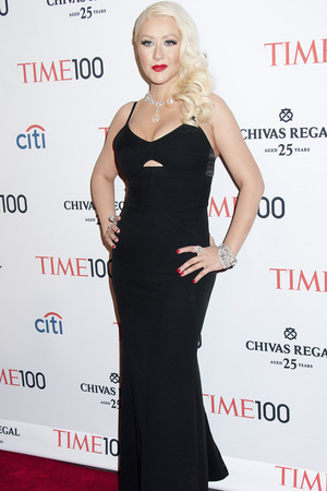 Christina Aguilera, Time Magazine's 100 Most Influential People in the World Gala, New York