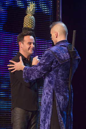 Britain's Got Talent - week 5: Aaron Crow and Ant