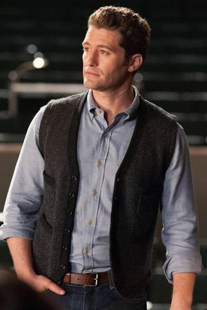 GLEE - 'Lights Out' (S04E20): Matthew Morrison as Will