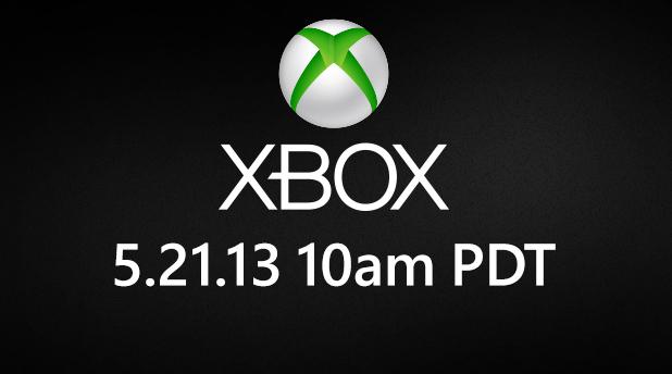 New Xbox 720 logo