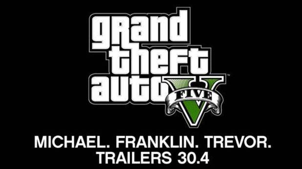 GTA 5 three new trailers
