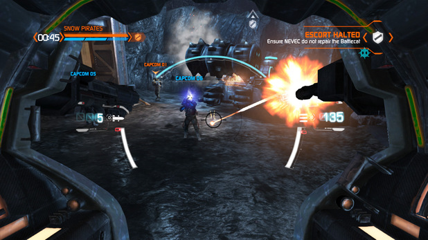 Multiplayer Scenario mode in Lost Planet 3, releasing this August.