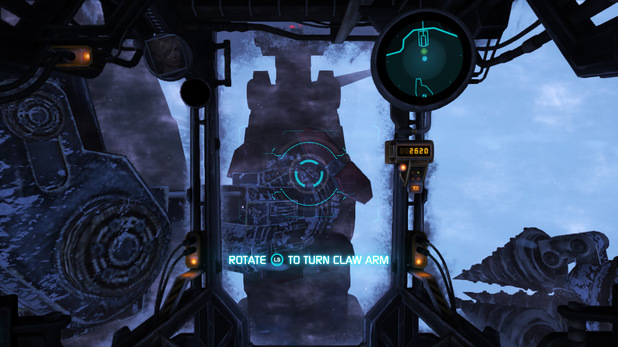 Single Player Campaign mode in Lost Planet 3, releasing this August.