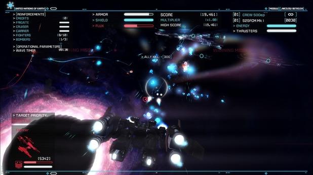 Strike Suit Infinity