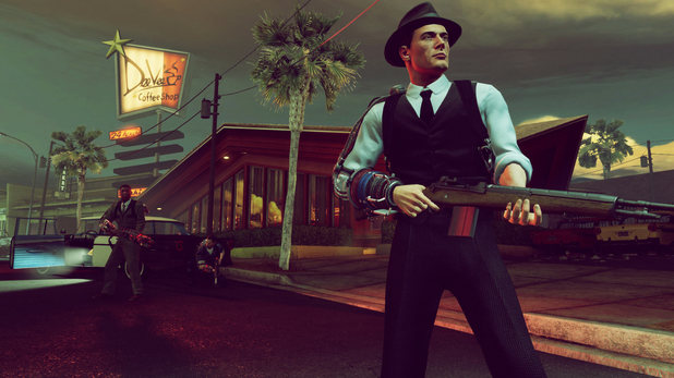 Signal Carter suit