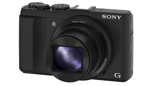 Sony's HX50 compact camera