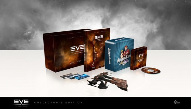 'EVE Online: Second Decade Collector's Edition' announced by CCP