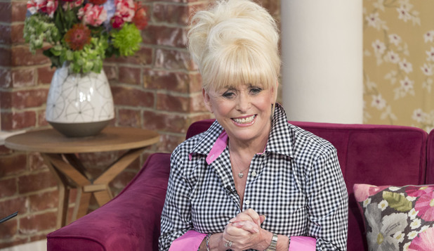 Barbara Windsor appears on 'This Morning'