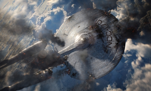 Star Trek Into Darkness USS Enterprise