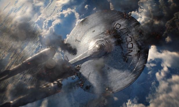 Star Trek Into Darkness USS Enterprise