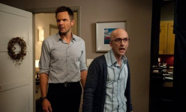 Jim Rash as Dean Pelton in 'Community'