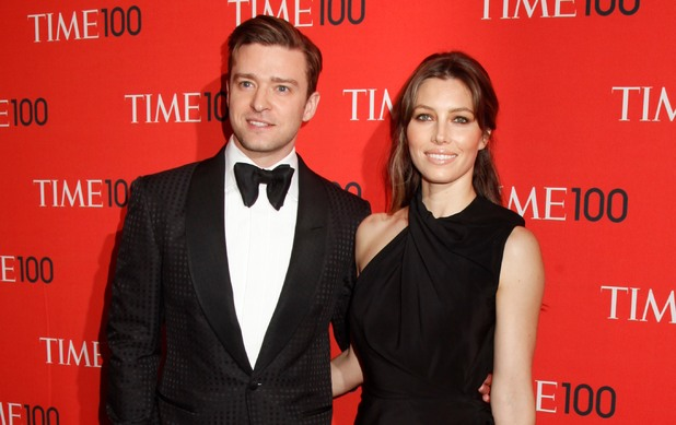 Justin Timberlake, Jessica Biel, Time Magazine's 100 Most Influential People in the World Gala, 2013