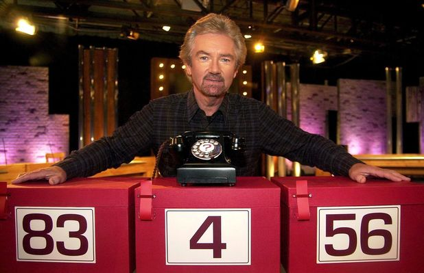 'Deal or No Deal' presenter Noel Edmonds
