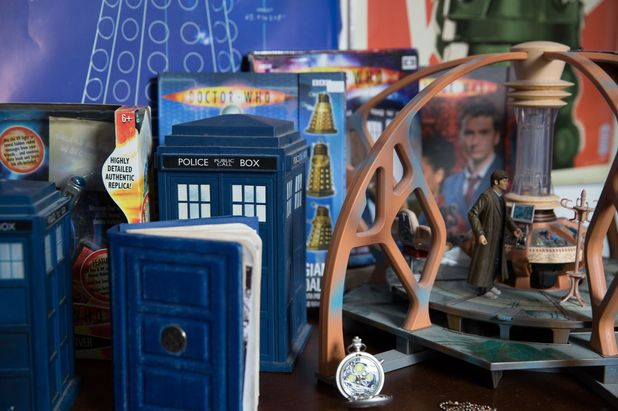 'Doctor Who' room for Wimdu