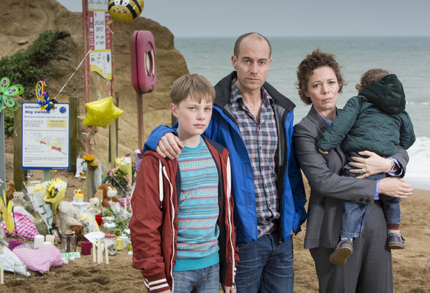 Matthew Gravelle, Broadchurch, Joe Miller