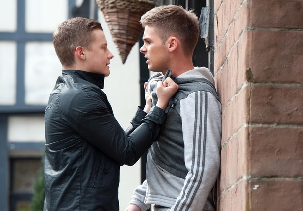 Ste is threatened.