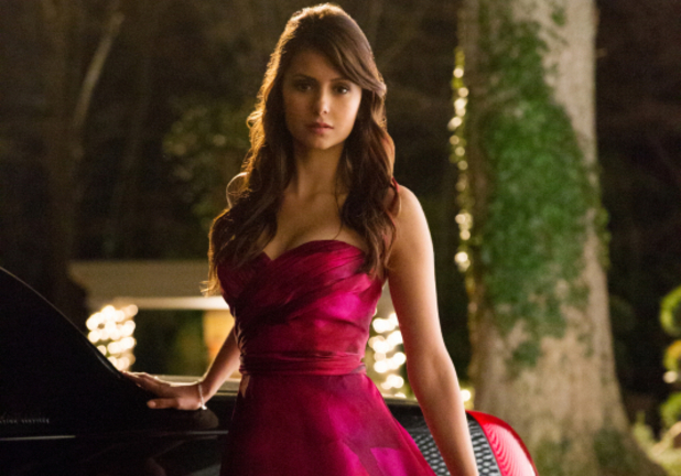 Nina Dobrev as Elena in The Vampire Diaries S04E19: 'Pictures of You'