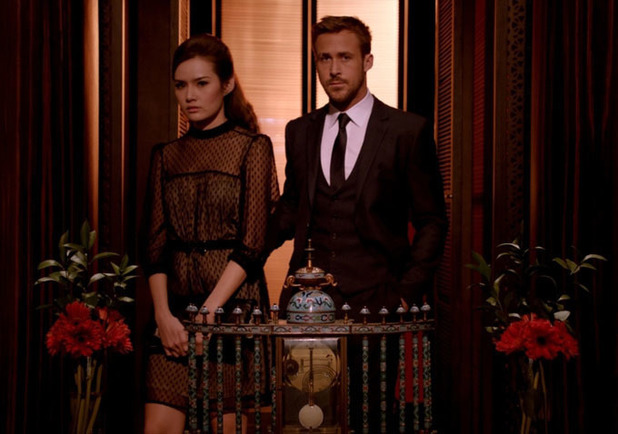 Yayaying and Ryan Gosling in 'Only God Forgives'