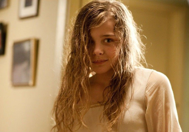Chloë Grace Moretz in 'Carrie'