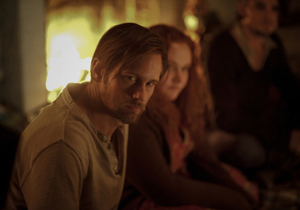 Alexander Skarsgård in 'The East'