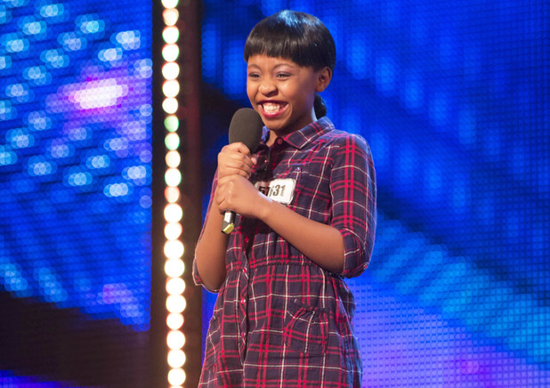 Britain's Got Talent - week 5: Asanda Jezile