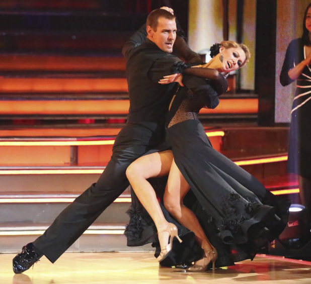 Dancing with the Stars - week 6: Ingo Rademacher & Kym Johnson