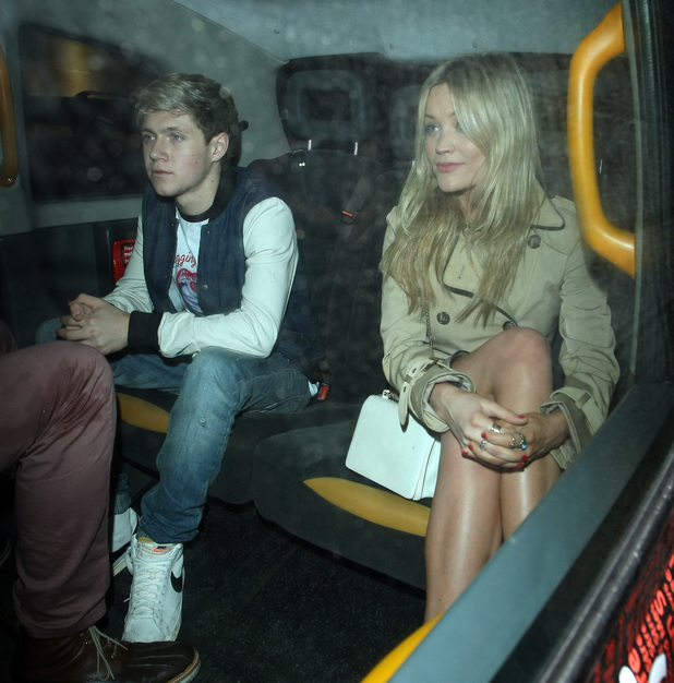Niall Horan and Laura Whitmore