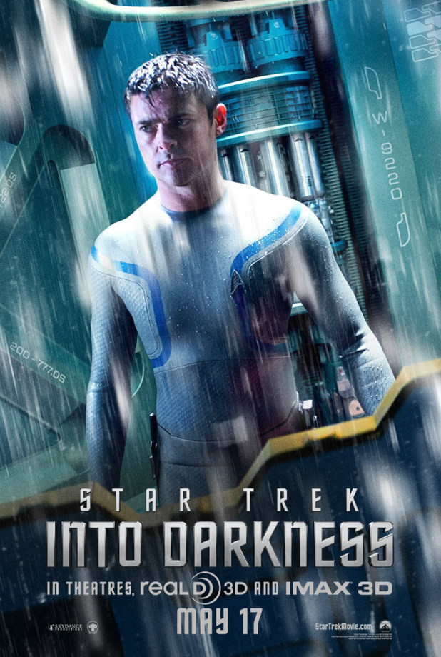 Karl Urban as Bones in 'Star Trek Into Darkness'