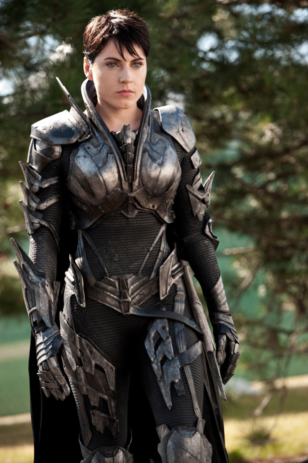Antje Traue Faora Man of Steel