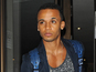 JLS Aston denies Chris Brown rumors