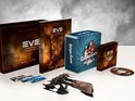The EVE Online: Collector's Edition contains a CD, board game, codes and more.